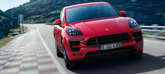 Nå skroter Porsche bensinmodellen