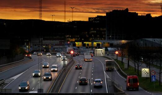 CO2-utslippene øker blant Europas bilprodusenter