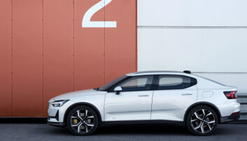Polestar 2 var Norges 9. mest solgte bil i 2020.
