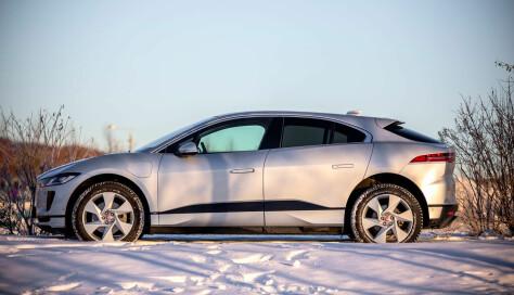 Jaguar I-Pace er vinneren!