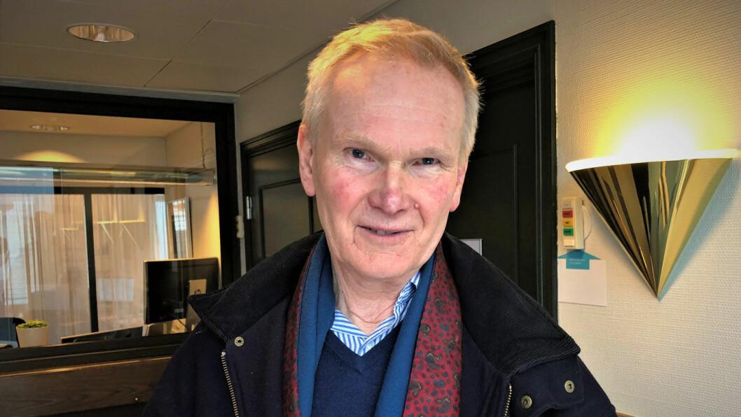 FIKK BRÅK: Hans Henning Hobøl handlet bil med bruktbilselgeren i Fredrikstad. Det skulle han angre på. Handelen har kostet ham masse penger. Foto: Geir Røed