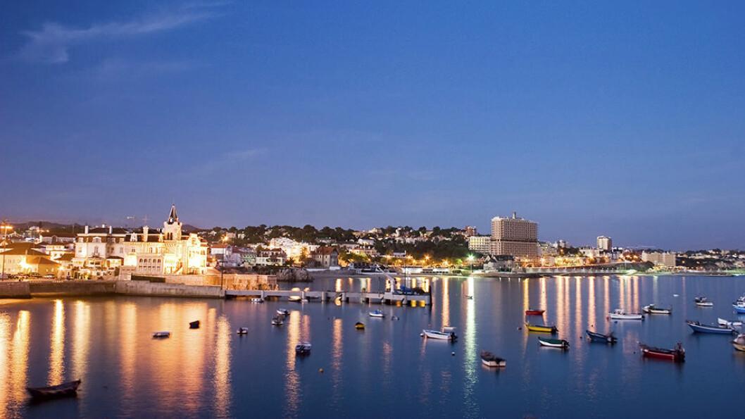 BYTT UT SURE HØSTKVELDER: Estoril har et godt klima med lite regn og milde høstkvelder.