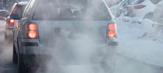 Utslippene redusert med mellom 20 og 40 prosent