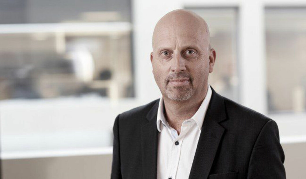 ADVARER: Direktør Ragnar Wiik, som leder avdelingen Forbruker Europa i Forbrukerrådet, advarer mot kjøp av bildeler fra utenlandske nettsteder. Foto: Forbrukerrådet