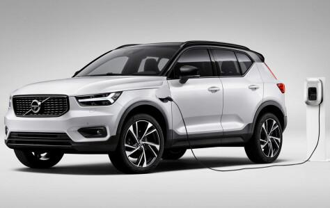Første helelektriske Volvo klar i 2019