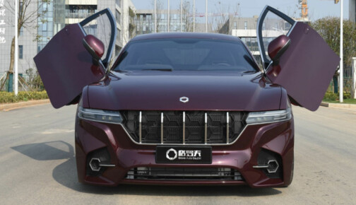 –Verdens viktigste bil i 2025