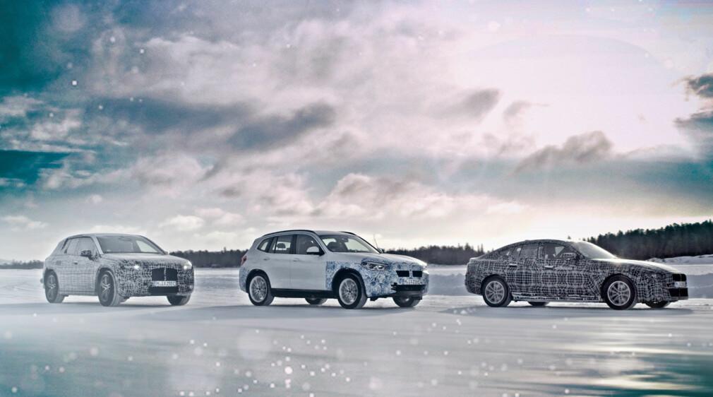 BMW lader til kamp