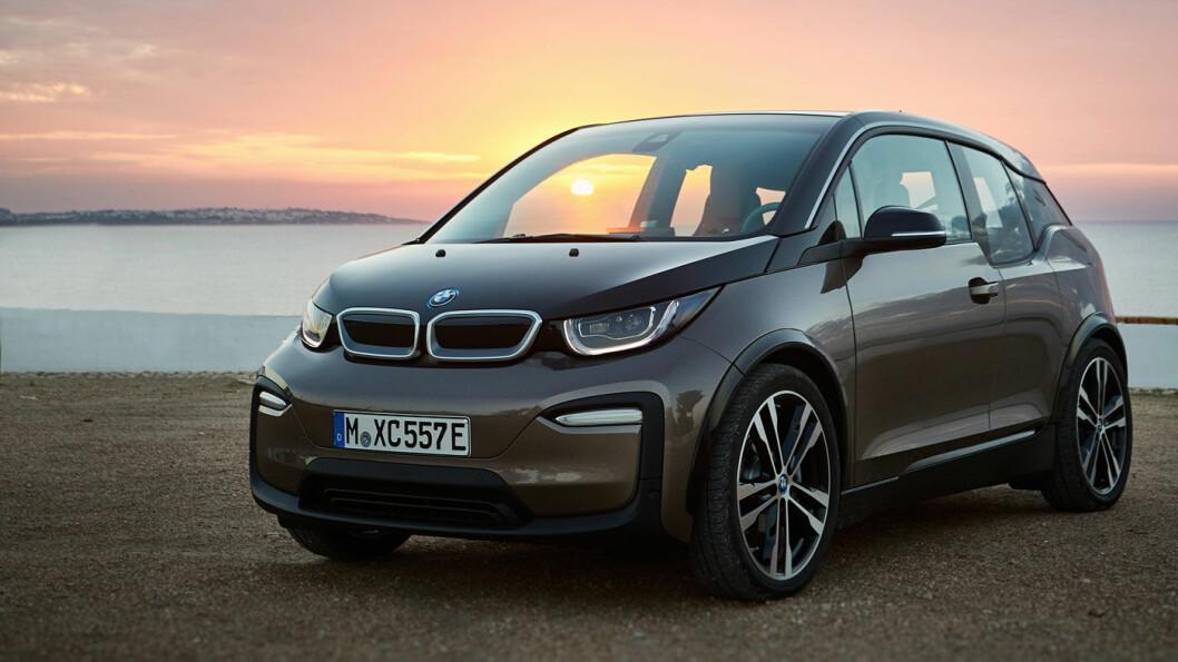 UTVIKLES: Lille i3 er BMWs elektriske stolthet. Men nå jobbes det med en ny liten elbil i samarbeid med Daimler. Foto: BMW
