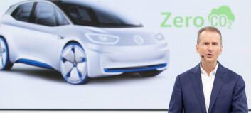 Volkswagen er miljøverstingen