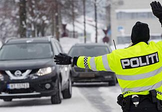 I dag er alle UP-patruljer på veien