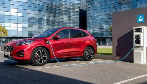 Ladbare SUV-er kjører nær 50 prosent på strøm