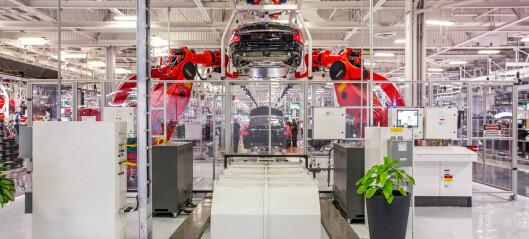 – Nei, Tesla Berlin blir ikke seks måneder forsinket