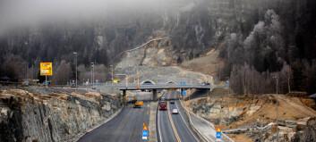 «Advarer på det sterkeste mot 120 km/t»