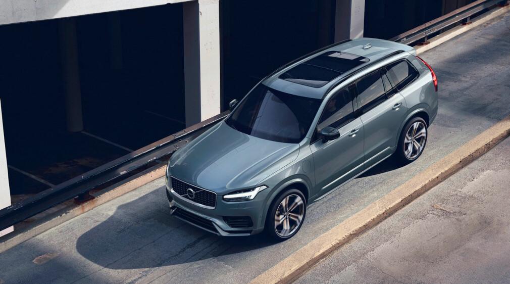 Dette er nytt på Volvos stolthet