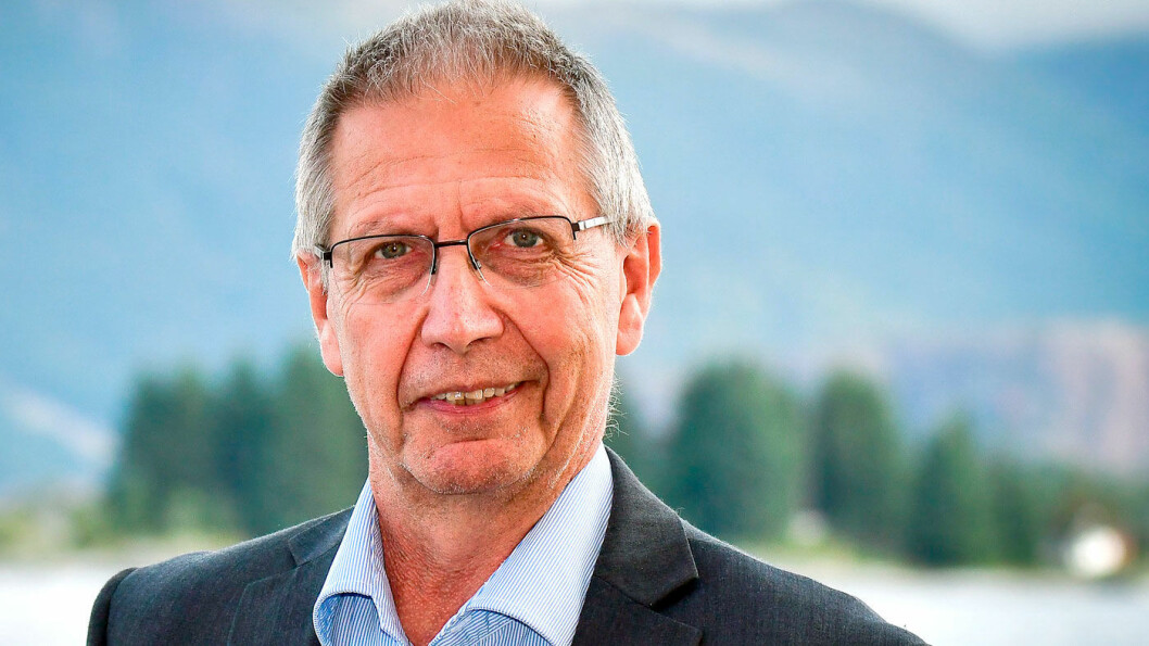 SJEKK VEIMELDINGENE: Vi vil ha alle trygt fram og tilbake denne påska også, sier veidirektør Terje Moe Gustavsen.