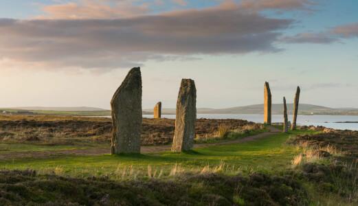 Orknøyene og det skotske høylandet