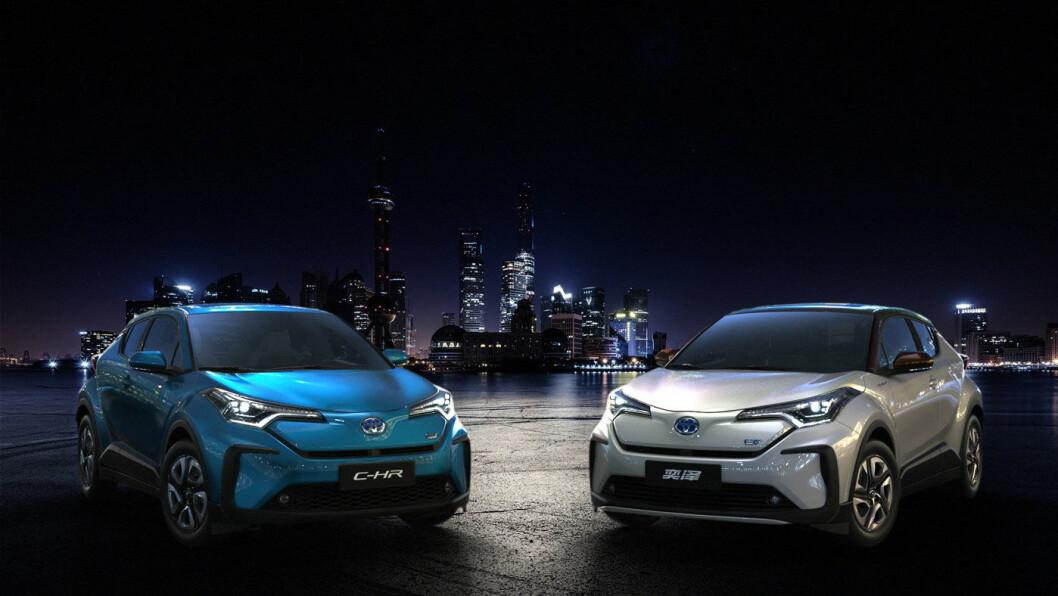 ALVOR: Din neste Toyota kan være batteridrevet på ordentlig.