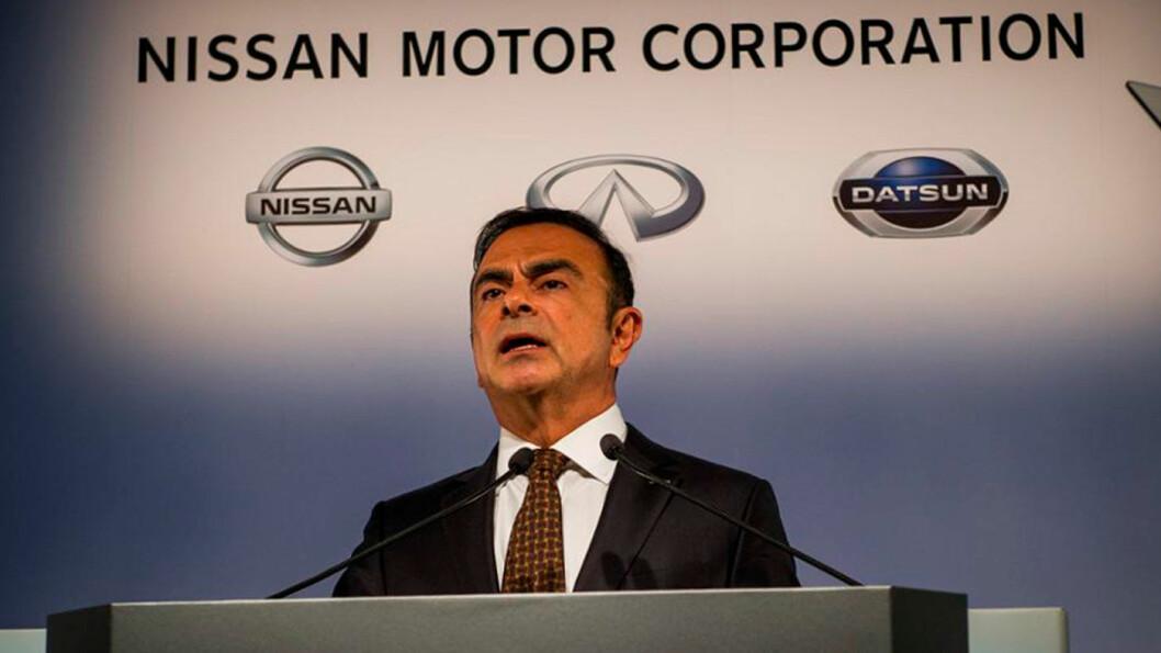 FENGSLET: Tidligere Nissan-topp Carlos Ghosn må fortsatt sitte i varetekt etter at påtalemyndigheten har tatt ut ny siktelse mot ham.
