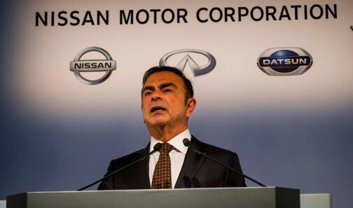Ny anklage mot tidligere Nissan-topp
