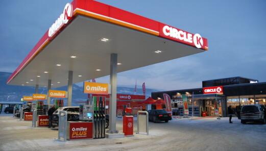 Ny prisrekord for bensin i Norge