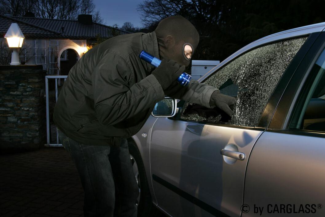 ENKLE FOR TYVEN: Noen modeller fra Suzuki, Subaru og Mazda er de enkleste å bryte seg inn i og stjele, viser denne undersøkelsen. Foto: Carglas