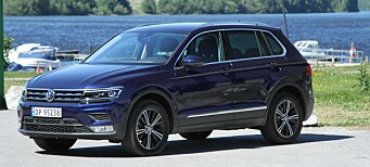 Ny VW Tiguan er dømt til suksess