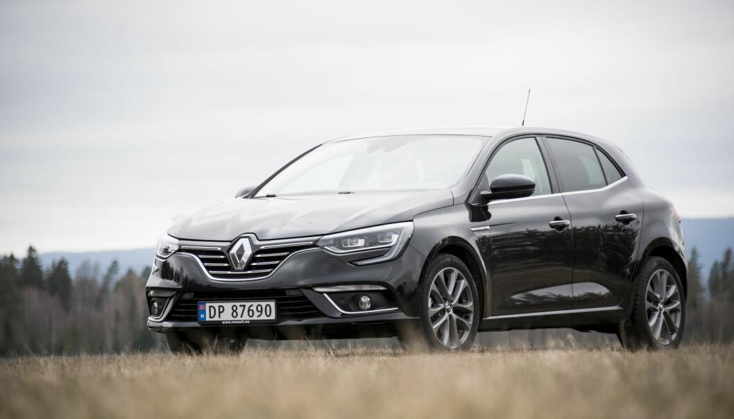 SIKTET: Produsenten av blant annet Renault Mégane (bildet), er rammet av en ny utslippsskandale.