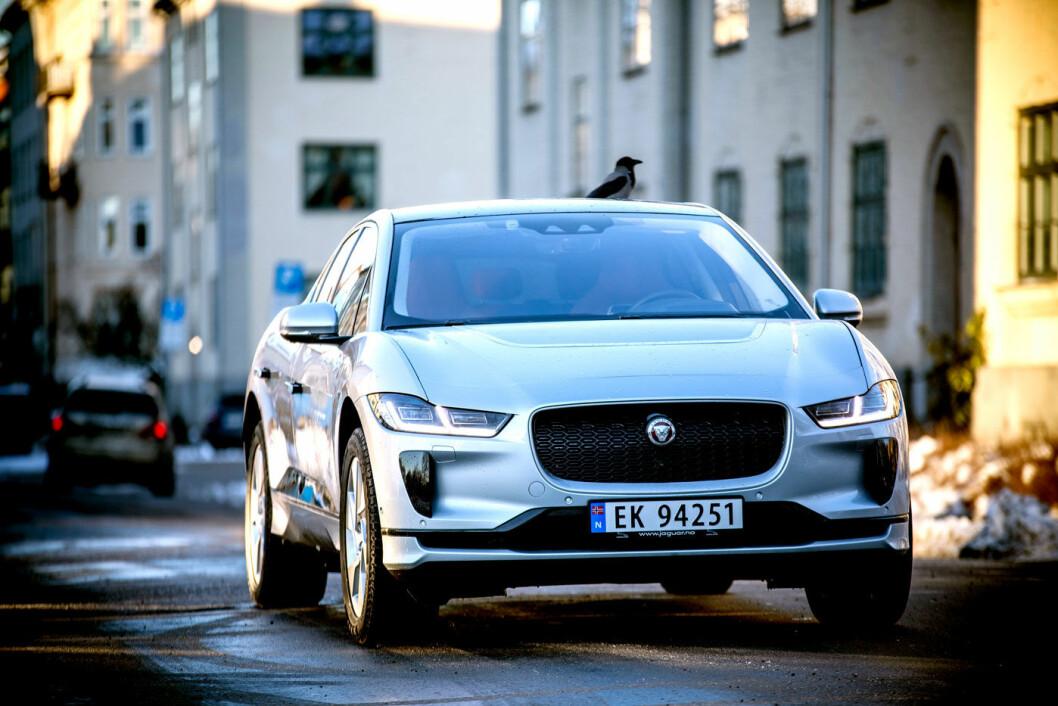 NORSK SPESIAL: Det selges mange Jaguar I-Pace i Norge, ikke så mange i USA. Det er en bevisst strategi fra Jaguar.