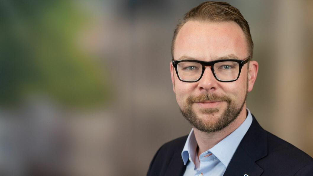 INVITERER: Høyres byrådslederkandidat i Bergen, Harald Victor Hove, vil ha samarbeid med bompengelista.