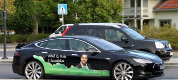 «Sannheten er at det er overraskende få elbiler i Norge»
