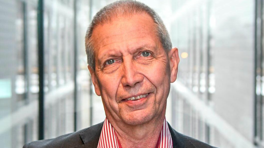«FORMIDABEL INNSATS»: Vegdirektør Terje Moe Gustavsen døde natt til lørdag. – Det vil merkes at hans store arbeidskapasitet og smittende engasjement er borte, sier samferdselsminister Jon Georg Dale.