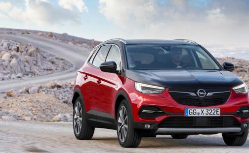 Endelig en Opel som vil selge
