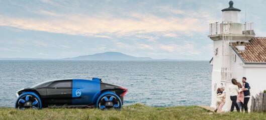 Her er Citroëns elektriske framtid