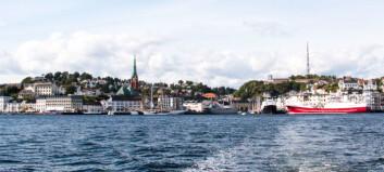 Slik blir bypakken for Arendal og Grimstad