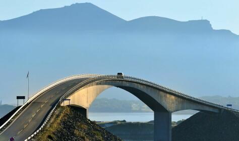 Atlanterhavsveien er Europas beste biltur