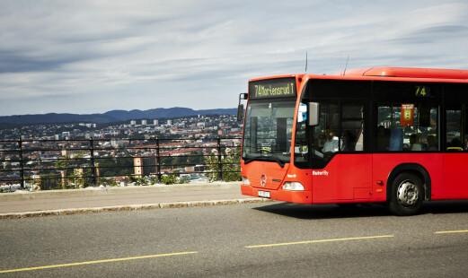 Trapper opp buss-tilbudet når bommene kommer