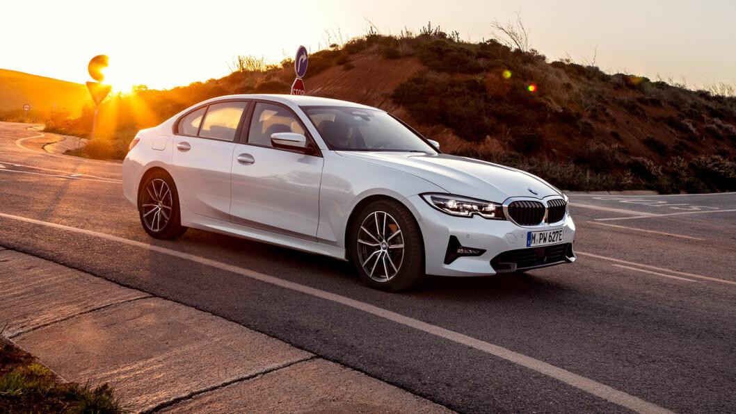 LADBAR: BMW 3-serie i ladbar versjon blir ganske sikkert den mest solgte modellen på det norske markedet. Foto: BMW