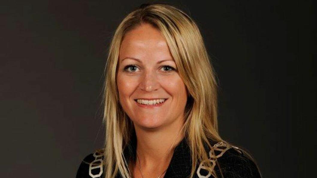 SPRAYET NED: Ane Mari Braut Nese, ordfører i Klepp kommune. Arkivfoto
