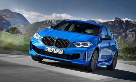 Nå blir også BMWs minstemann elektrisk