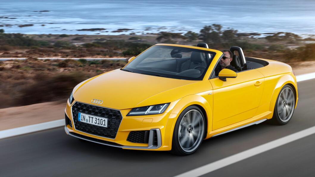 IKON: Audi TT Roadster.