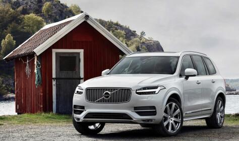Volvo med planer for monster-SUV