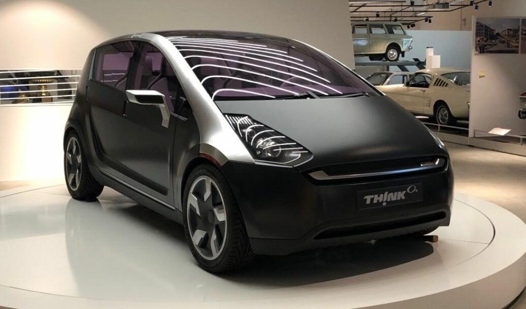 Nå er denne elbil-klassikeren på museum