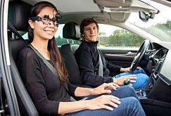 Tester teknologi mot bilsyke