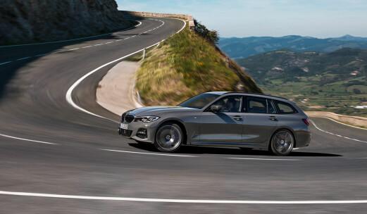 BMWs første ladbare stasjonsvogn er på vei