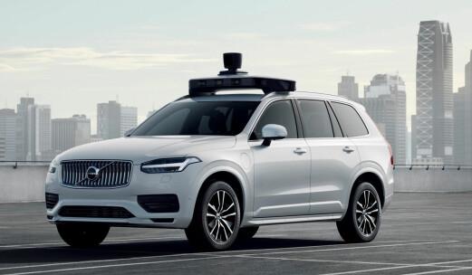 Selvkjørende Uber-Volvo klar for produksjon
