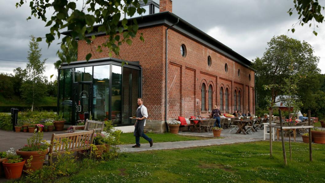 VINNER 3: Lokstallen i Røykenvik i Oppland