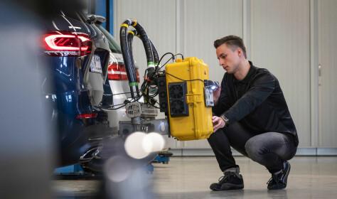 Nye dieselmotorer «renvaskes» i ferske tester