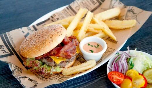 Disse veikroene lager Norges beste burgere