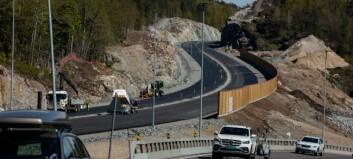 – Vi skal bygge enda billigere motorveier