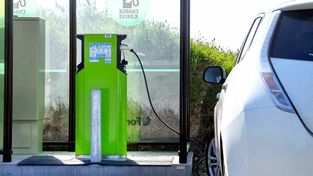 NOK STRØM: Selv med halvannen million elbiler i 2025 vil strømforbruket bare øke med tre prosent, ifølge Statkraft og NVE.